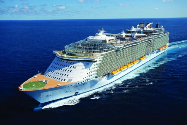 Патенты и изобретения: Oasis of the Seas