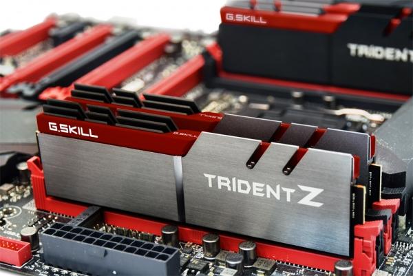 Модули памяти G.Skill Trident Z