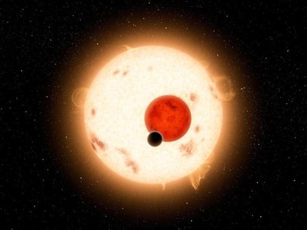Kepler-36b и Kepler-36c